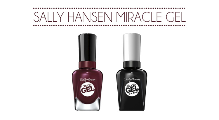 Sally Hansen Miracle Gel – A Review