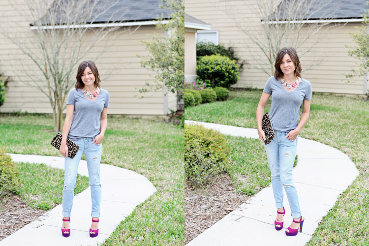 What I Wore… and a Little Advice from the Bra Queen
