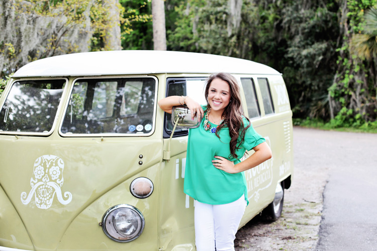 Jacksonville senior photographer