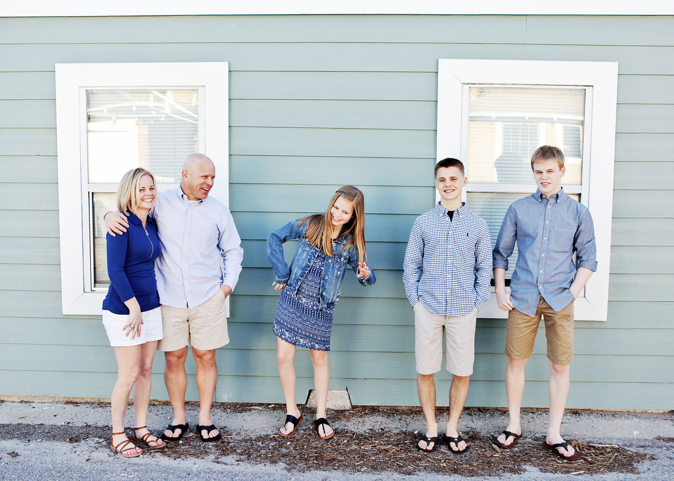 Jacksonville Beach Lifestyle Family Photography