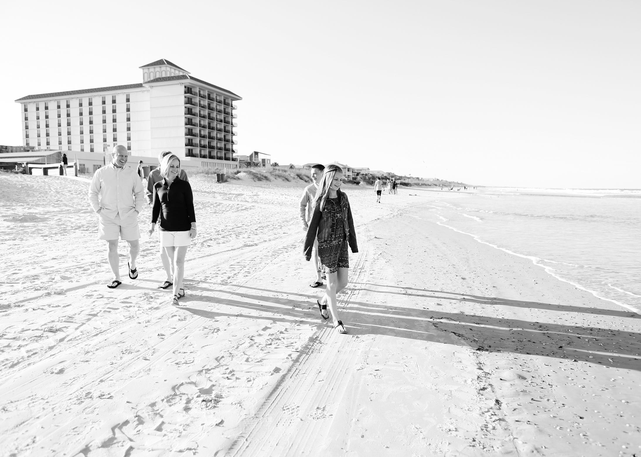 Jacksonville Beach Lifestyle Family Photography