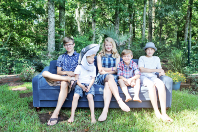 Jacksonville Lifestyle Family Photography
