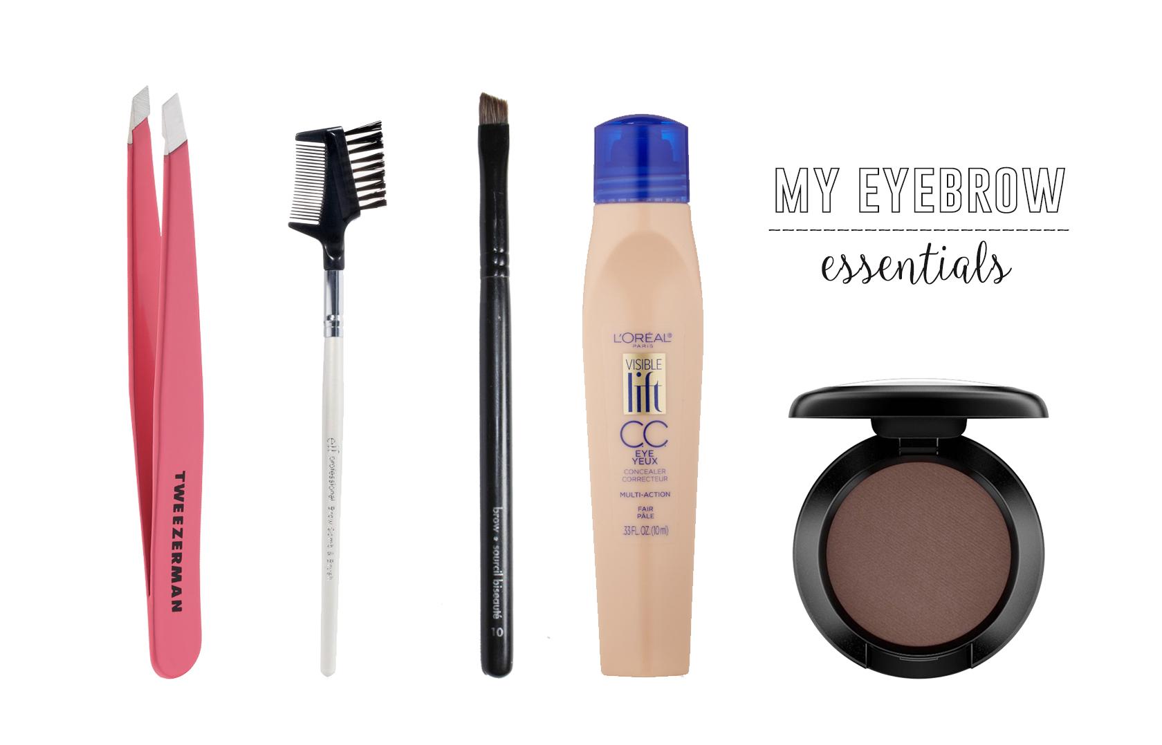 Tips for Fuller Eyebrows
