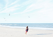 A Jacksonville Beach Lifestyle Family Shoot