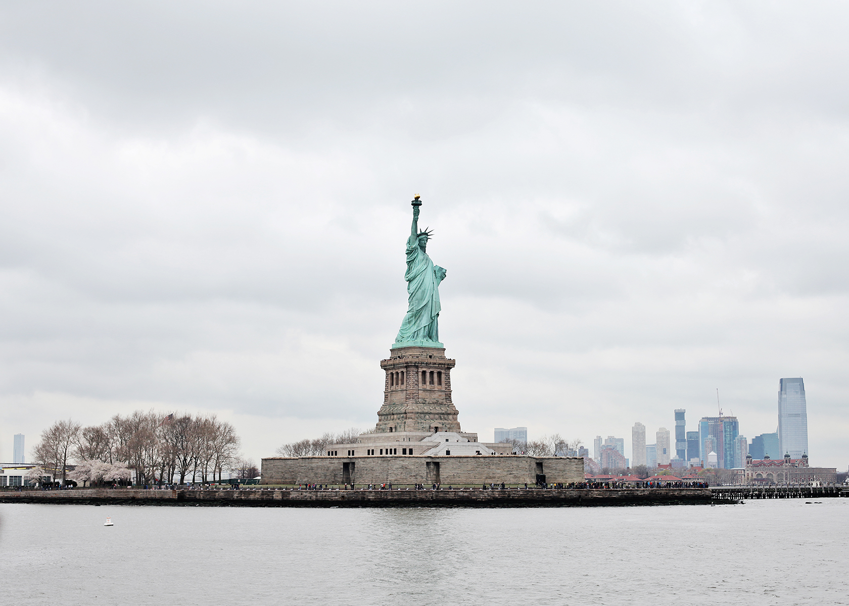 New York City - How to See the Statue of Liberty