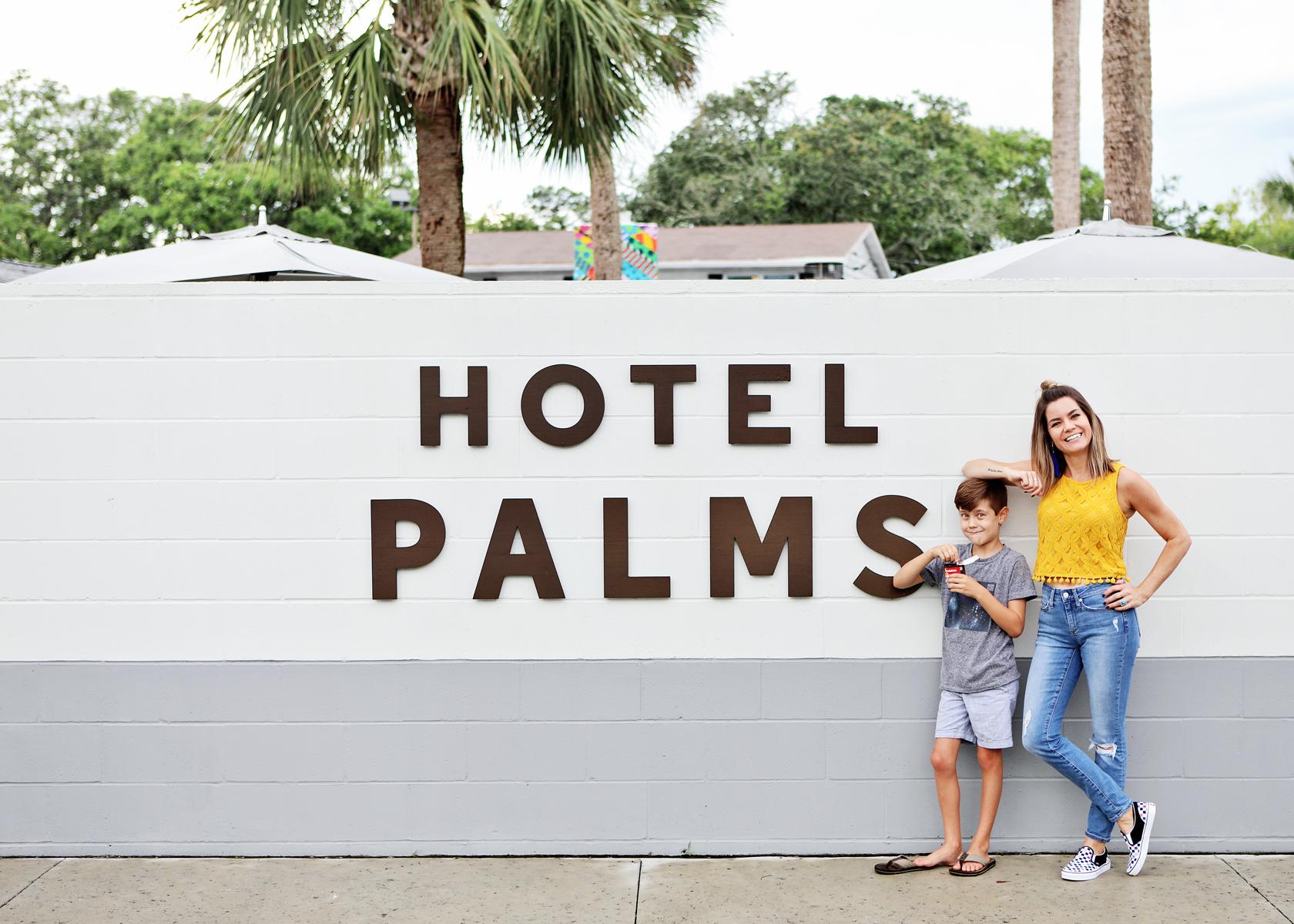 Atlantic Beach - Hotel Palms