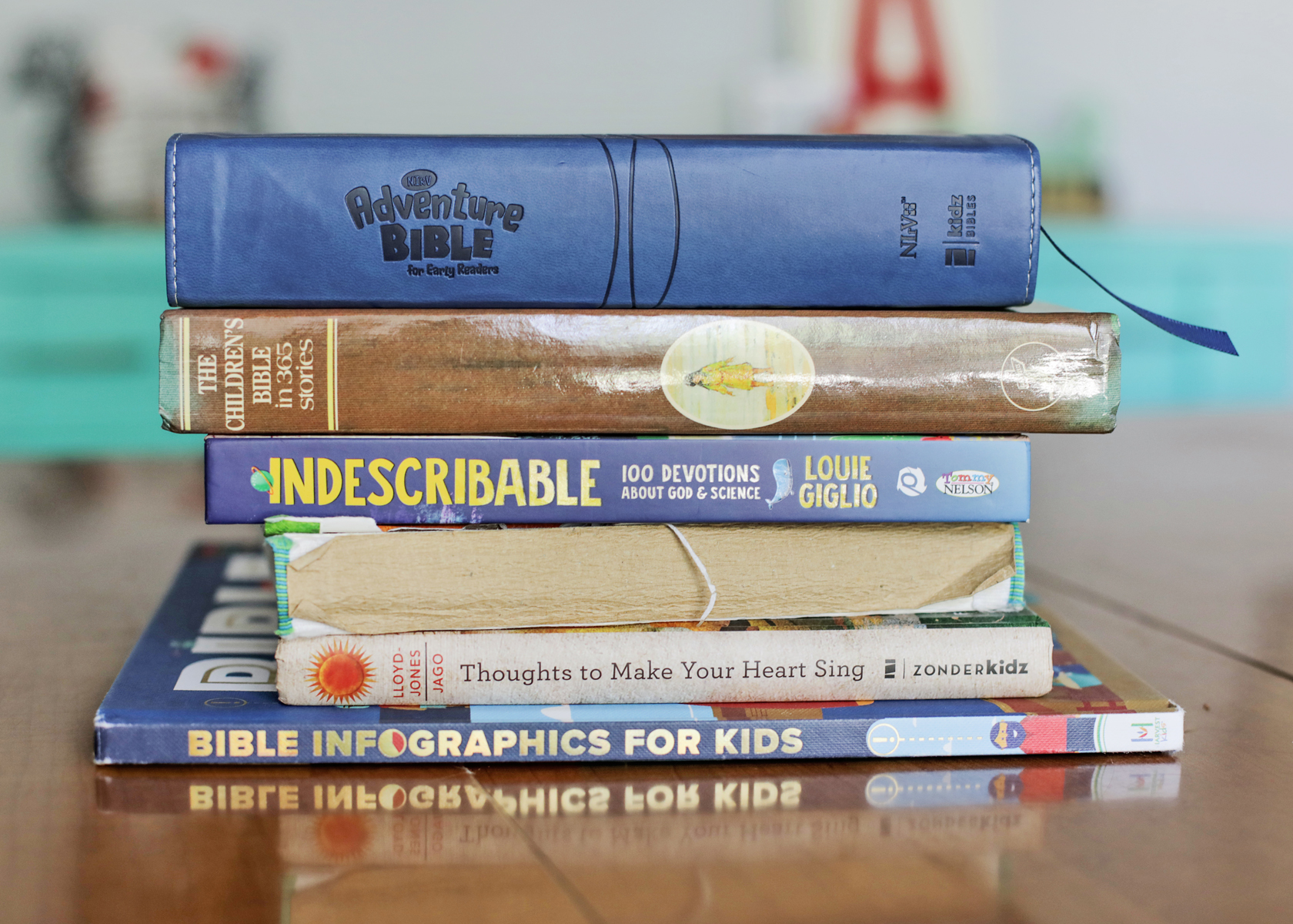 Favorite Bible Story Books for Kids
