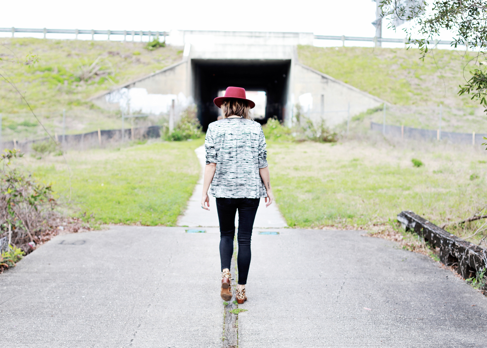 A Secret Tunnel in Jacksonville