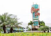 Universal Orlando: Cabana Bay Beach Resort